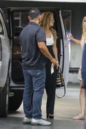 Jennifer Lopez Street Style - Los Angeles 07/22/2021