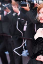 Jessica Chastain – 74th Annual Cannes Film Festival Opening Ceremony Red Carpet