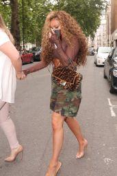 Jesy Nelson - Out in London 07/03/2021