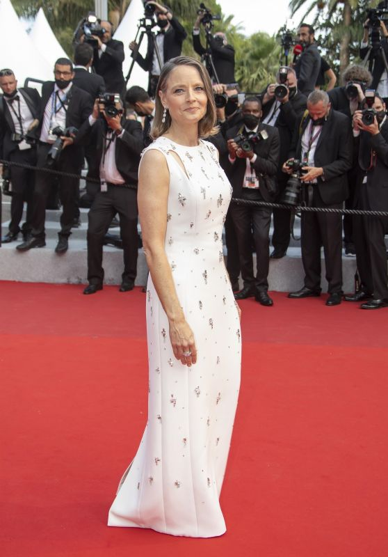 Jodie Foster – 74th Annual Cannes Film Festival Opening Ceremony Red Carpet