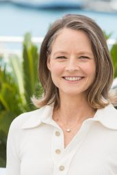 Jodie Foster - Prepares to Receive an Honorary Palme d