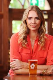 Jodie Kidd - Long Live The Local Campaign in London 07/06/2021
