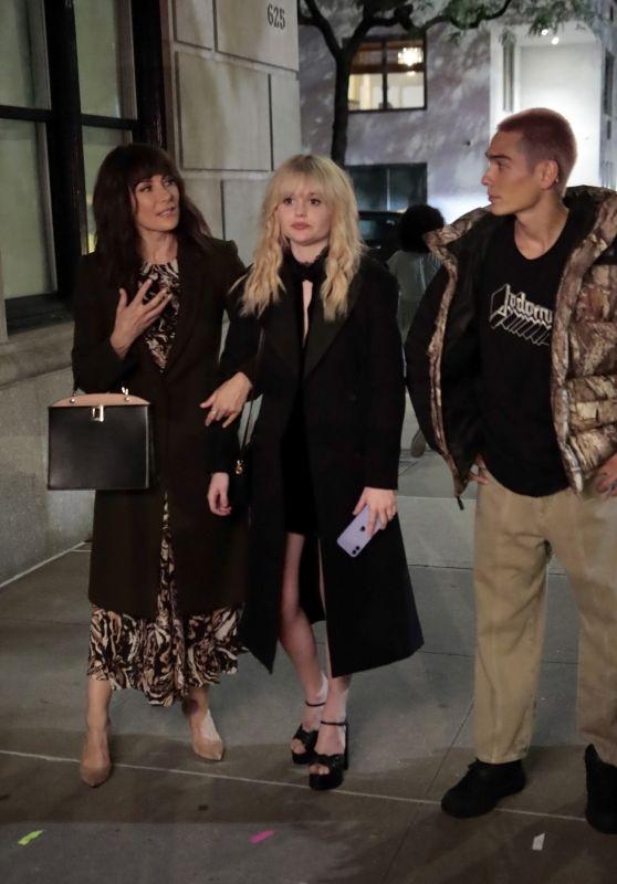 Jordan Alexander, Whitney Peak, Laura Benanti and Emily Alyn Lind - HBO MAX