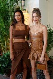 Josephine Skriver – Sports Illustrated Swimsuit Edition Launch Event in Miami 07/24/2021