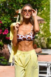 Joy Corrigan - Photoshoot During Miami Swim Week 2021 in Miami Beach 07/08/2021