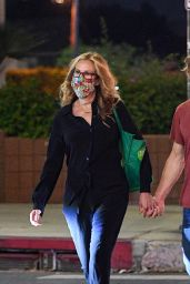 Julia Roberts and Husband Daniel Moder - Out in Los Angeles 07/27/2021