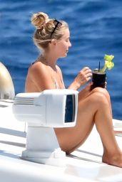 Julianne Hough in a Bikini - Amalfi Coast 07/05/2021