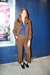 Karen Gillan - Exits the Theatre in Los Angeles 07/14/2021