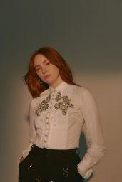 Karen Gillan - Schön! Magazine 07/14/2021 Issue