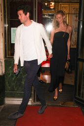Karlie Kloss - Out in Paris 07/07/2021