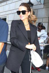 Kate Beckinsale is Stylish - Ritz-Carlton Hotel in NYC 07/23/2021