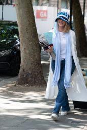 Kate Garraway - Out in London 07/08/2021