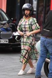 Kate Garraway - Out in London 07/19/2021