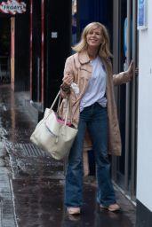 Kate Garraway - Outside Global Radio Studios in London 07/12/2021
