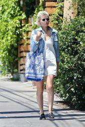 Kate Mara - Out in Los Feliz 07/28/2021
