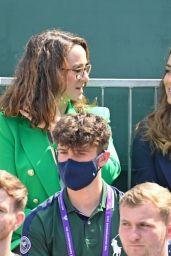 Kate Middleton - Wimbledon Championships Tennis Tournament 07/02/2021 (more photos)