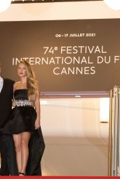 """Katheryn Winnick - """"Flag Day"""" Premiere at the 74th Cannes Film Festival"""
