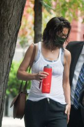 Katie Holmes - Out in New York City 07/01/2021