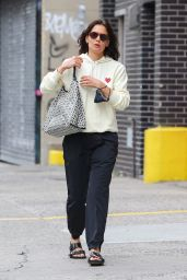Katie Holmes - Out in NYC 07/02/2021