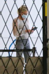 Katie Hopkins at Sydney Airport 07/19/2021