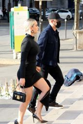 Katy Perry - La Girafe Restaurant in Paris 07/06/2021