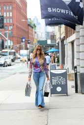 Kelly Bensimon at Showfields for her Daughter Teddy