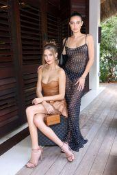Kelsey Merritt – Sports Illustrated Swimsuit 2021 Issue Concert in Miami 07/24/2021