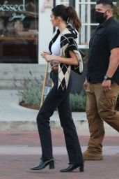 Kendall Jenner at Lucky