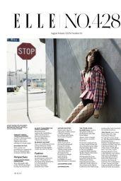 Kendall Jenner - ELLE Magazine August 2021 Issue