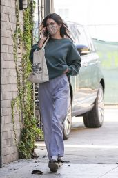 Kendall Jenner in Casual Outfit - Beverly Hills 07/26/2021