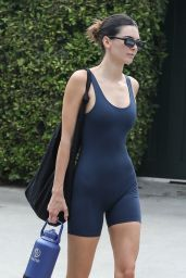 Kendall Jenner – Leaving a Pilates Class in West Hollywood 07/13/2021