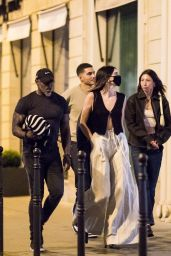 Kendall Jenner - Out in Paris 06/29/2021