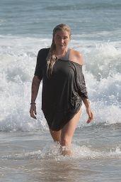 Kesha on the Beach in Los Angeles 07/18/2021