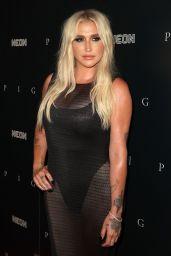 """Kesha - """"Pig"""" Premiere in LA"""