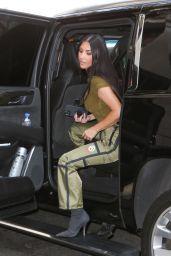 Kim Kardashian at Dover Street Market in New York 07/16/2021