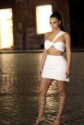 Kim Kardashian - Night Out in Rome 06/30/2021