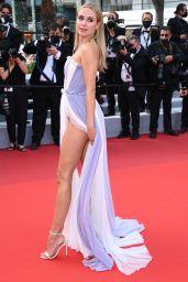 "Kimberley Garner - ""France"" Red Carpet at Cannes Film Festival 07/15/2021"