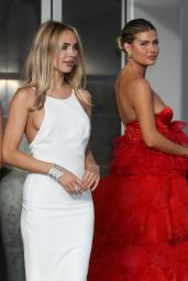 Kimberley Garner - Leaving Hotel Martinez in Cannes 07/16/2021