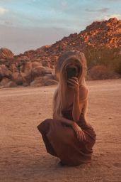 Kristen Hancher - Live Stream Video and Photos 07/04/2021