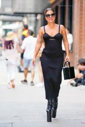 Lady Gaga - Out in New York City 07/26/2021
