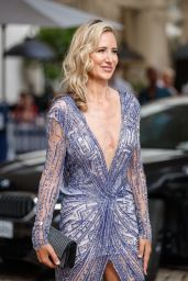 Lady Victoria Hervey at the Martinez Hotel in Cannes 07/12/2021