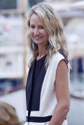 Lady Victoria Hervey - Out in Portofino 07/25/2021