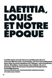 Laetitia Casta - GQ France August 2021 Issue