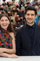 "Laetitia Casta - ""La Croisade"" photocall at the 74th Cannes Film Festival"