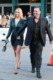 """Lala Kent and Randall Emmett - """"Midnight In The Switchgrass"""" Special Screening in LA 07/19/2021"""