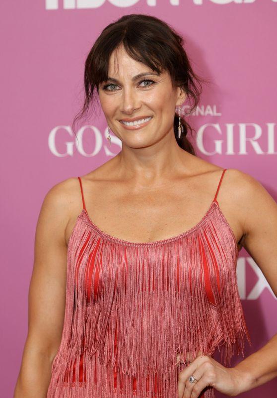 "Laura Benanti – ""Gossip Girl"" Premiere in New York 06/30/2021"