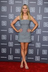 Laura Woods - Dazn x Matchroom VIP Launch Event in London 07/27/2021