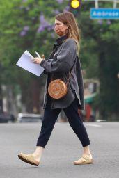 Lauren Parsekian - Out in Los Angeles 07/26/2021