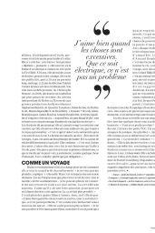 Léa Seydoux - Madame Figaro 07/09/2021 Issue