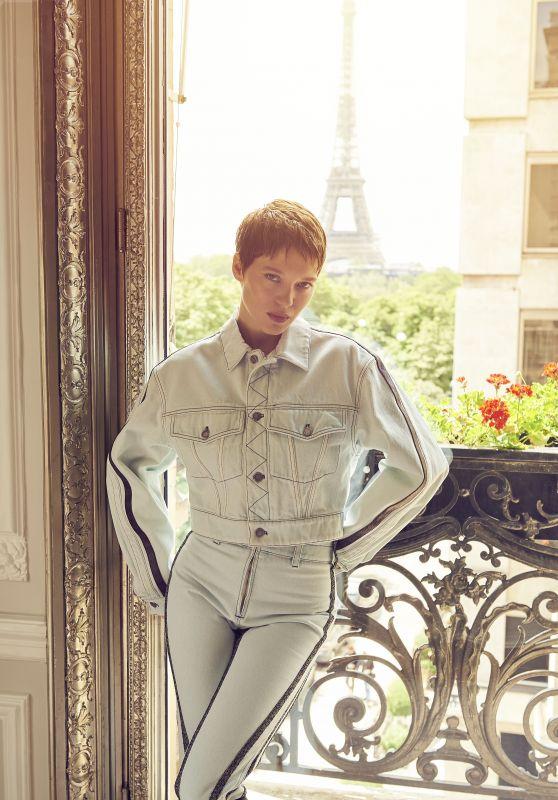 Léa Seydoux - Photoshoot for Deadline Magazine July 2021